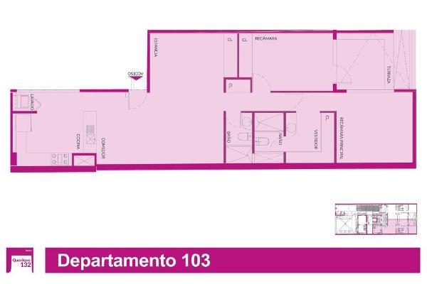 Foto de departamento en venta en querétaro , roma norte, cuauhtémoc, df / cdmx, 5843999 No. 11