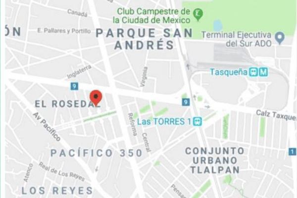 Foto de casa en venta en quetzal , el rosedal, coyoacán, df / cdmx, 6132617 No. 01