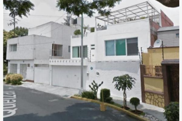 Foto de casa en venta en quetzal , el rosedal, coyoacán, df / cdmx, 6132617 No. 02