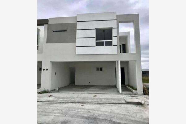 Foto de casa en venta en  , quinta colonial apodaca 1 sector, apodaca, nuevo león, 10019837 No. 01