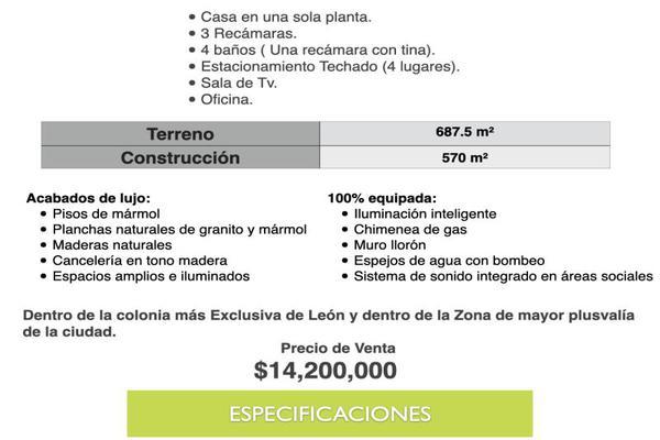 Foto de casa en venta en quinta real 111, las quintas, león, guanajuato, 20124181 No. 38