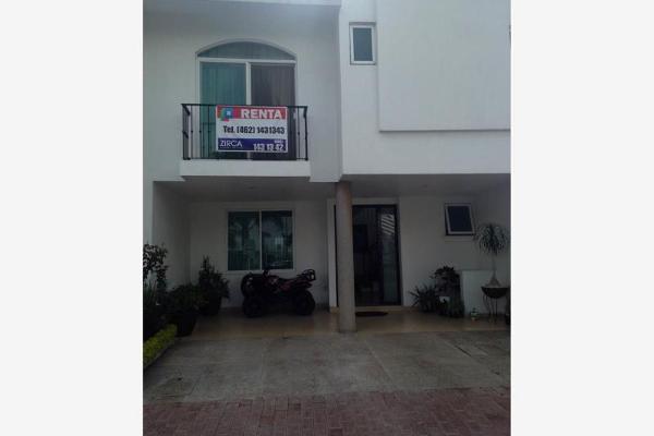 Foto de casa en renta en circuito real , quinta real, irapuato, guanajuato, 2657171 No. 01