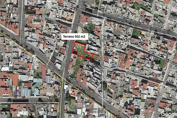 Foto de terreno habitacional en venta en quinta roo , sor juana inés de la cruz, toluca, méxico, 0 No. 02