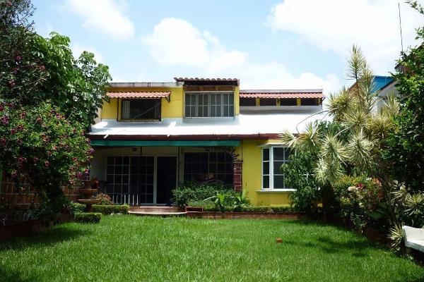 Foto de casa en venta en  , quintana roo, cuernavaca, morelos, 3427723 No. 01