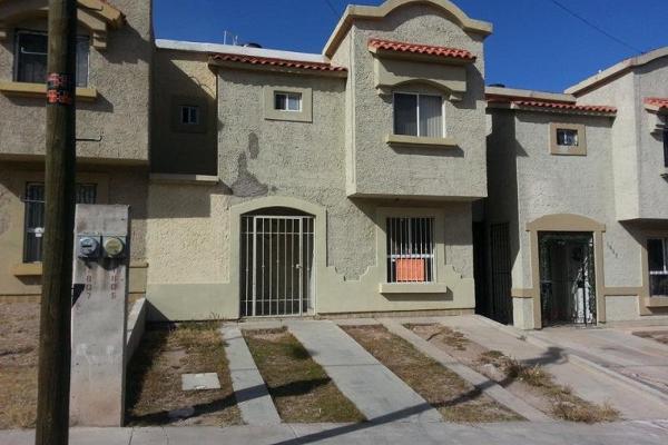 Foto de casa en renta en  , quintas de san sebastián, chihuahua, chihuahua, 0 No. 01