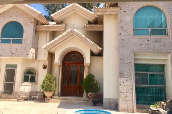 Foto de casa en venta en  , quintas isabeles, torreón, coahuila de zaragoza, 5313402 No. 01