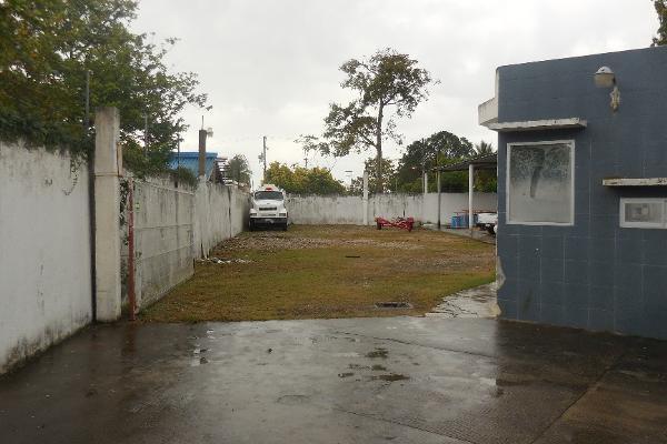 Foto de terreno habitacional en renta en ra. río viejo 2da seccion s/n kilometro 8 , jardines de buenavista, centro, tabasco, 6163329 No. 07