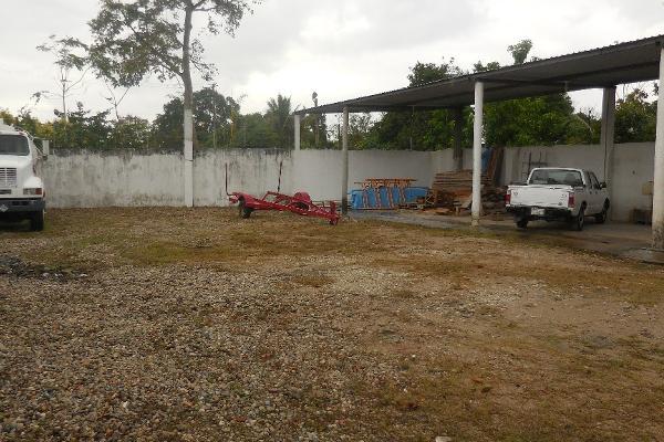 Foto de terreno habitacional en renta en ra. río viejo 2da seccion s/n kilometro 8 , jardines de buenavista, centro, tabasco, 6163329 No. 12