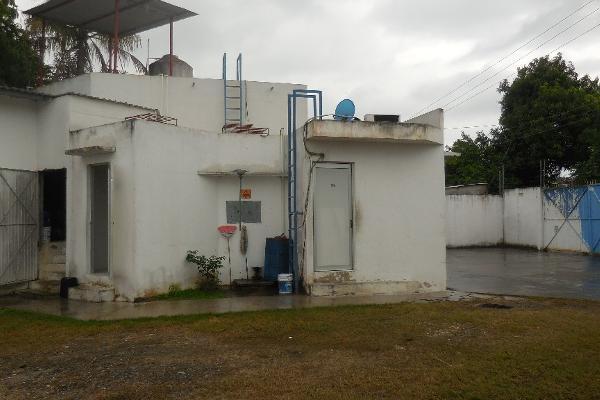 Foto de terreno habitacional en renta en ra. río viejo 2da seccion s/n kilometro 8 , jardines de buenavista, centro, tabasco, 6163329 No. 16