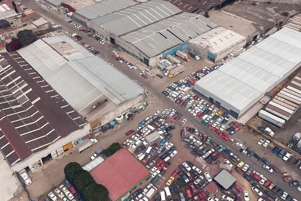 Foto de nave industrial en renta en radial toltecas , centro industrial tlalnepantla, tlalnepantla de baz, méxico, 3601662 No. 01