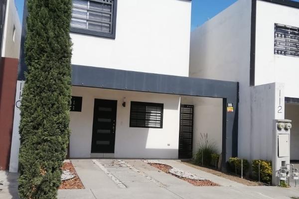 Foto de casa en renta en  , radica, apodaca, nuevo león, 14038150 No. 01