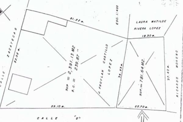 Foto de terreno habitacional en venta en rafael buelna d, rafael buelna, culiacán, sinaloa, 2704725 No. 08