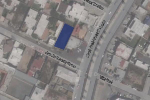 Foto de terreno habitacional en renta en ramon cepeda , los pinos, saltillo, coahuila de zaragoza, 3464440 No. 04