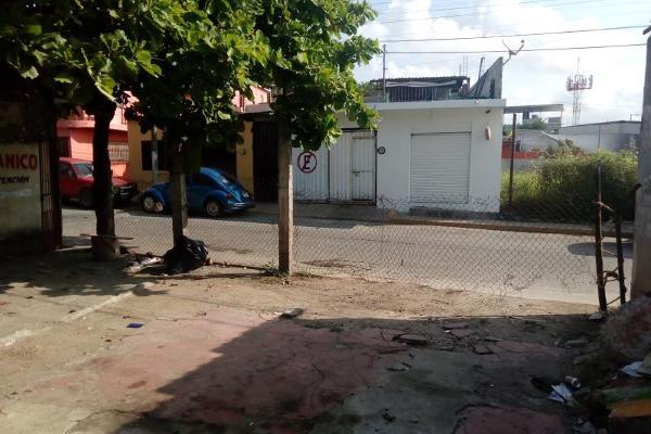 Foto de terreno habitacional en venta en ramon mendoza inocente v., jose maria pino suárez, centro, tabasco, 5347698 No. 01