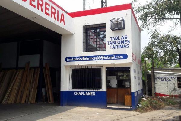 Foto de nave industrial en renta en ramon mendoza s/n , jose pages llergo, centro, tabasco, 6163612 No. 04