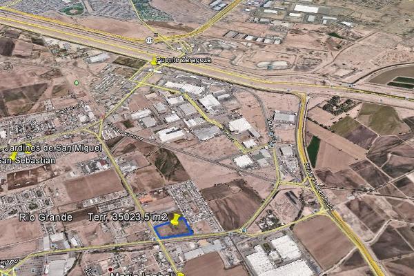Foto de terreno habitacional en venta en ramon rayon esquina manuel j. clouhtier , bosques de waterfil, juárez, chihuahua, 3352658 No. 03