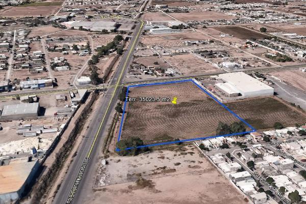 Foto de terreno habitacional en venta en ramon rayon esquina manuel j. clouhtier , bosques de waterfil, juárez, chihuahua, 3352658 No. 05