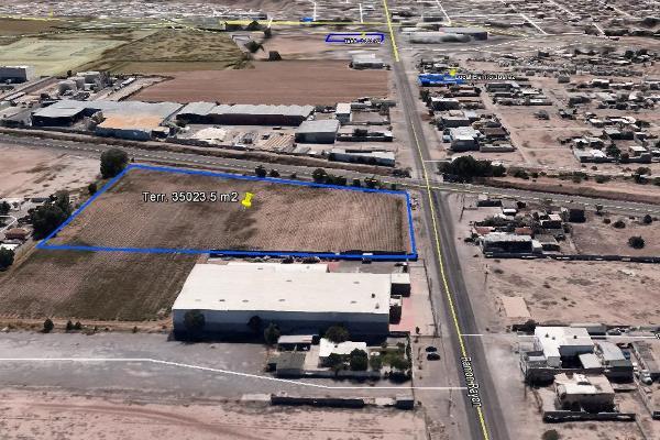 Foto de terreno habitacional en venta en ramon rayon esquina manuel j. clouhtier , bosques de waterfil, juárez, chihuahua, 3352658 No. 06