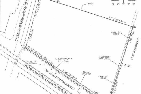 Foto de terreno habitacional en venta en ramon rayon esquina manuel j. clouhtier , bosques de waterfil, juárez, chihuahua, 3352658 No. 08