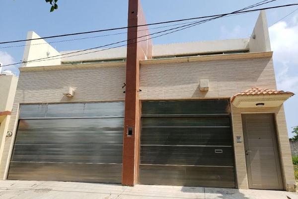 Foto de casa en venta en  , rancho alegre i, coatzacoalcos, veracruz de ignacio de la llave, 8071386 No. 01