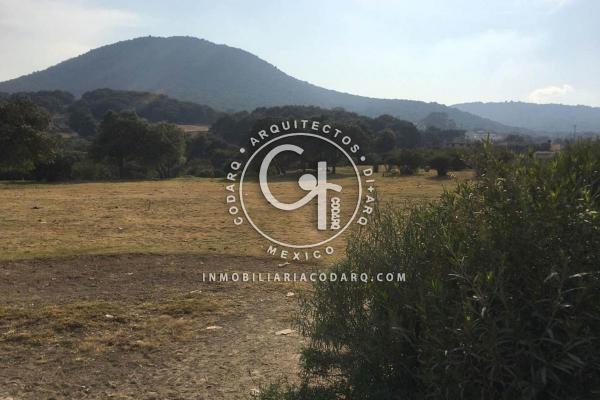 Foto de terreno habitacional en venta en  , rancho blanco, atizapán de zaragoza, méxico, 6213669 No. 01