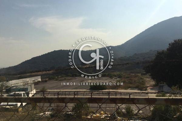 Foto de terreno habitacional en venta en  , rancho blanco, atizapán de zaragoza, méxico, 6214369 No. 01