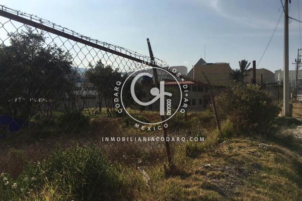 Foto de terreno habitacional en venta en  , rancho blanco, atizapán de zaragoza, méxico, 6214369 No. 04