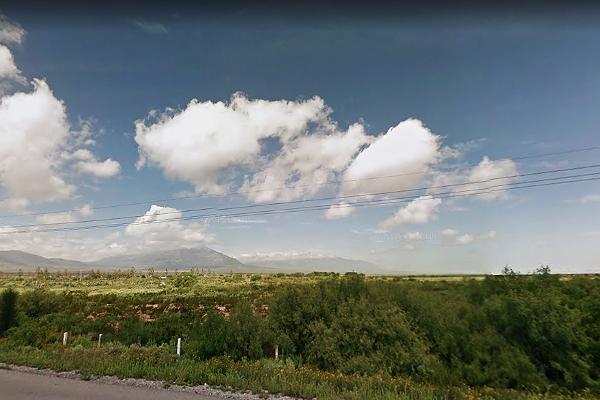 Foto de terreno habitacional en venta en rancho casa blanca , agua nueva, saltillo, coahuila de zaragoza, 5817424 No. 01