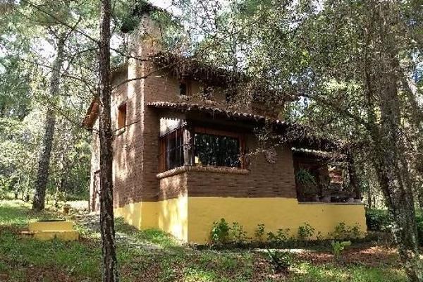 Foto de casa en venta en rancho club los amigos , tapalpa, tapalpa, jalisco, 6129232 No. 01