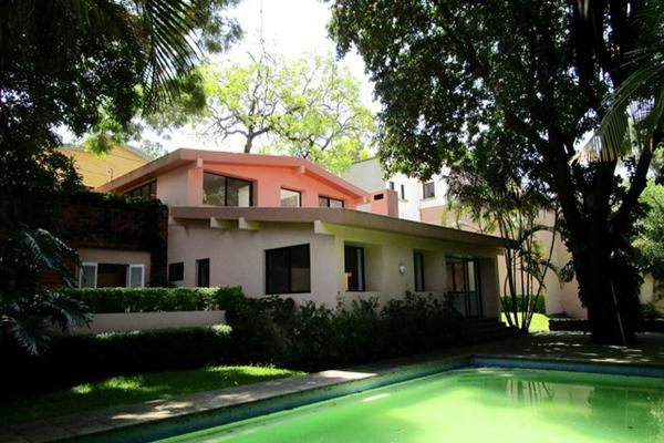Foto de casa en venta en  , rancho cortes, cuernavaca, morelos, 5427837 No. 01