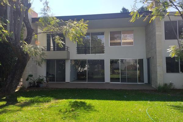 Foto de casa en venta en  , rancho cortes, cuernavaca, morelos, 8090226 No. 01