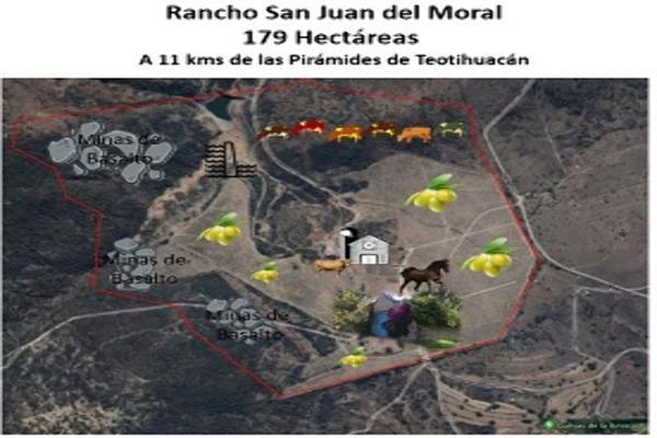 Foto de rancho en venta en rancho el moral s/n , la concepción jolalpan, tepetlaoxtoc, méxico, 6152643 No. 13