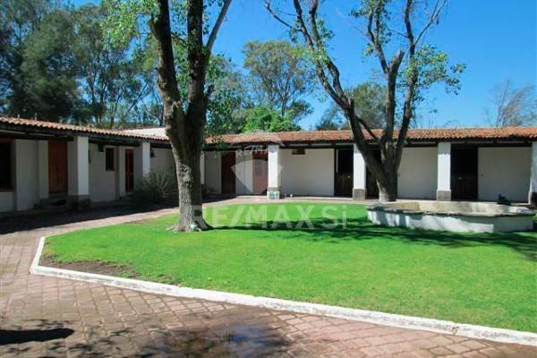 Foto de terreno habitacional en venta en rancho la ca?ada de la virgen , tequisquiapan centro, tequisquiapan, quer?taro, 3096588 No. 01