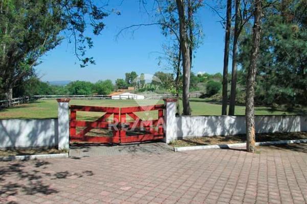 Foto de terreno habitacional en venta en rancho la cañada de la virgen , tequisquiapan centro, tequisquiapan, querétaro, 3096588 No. 05