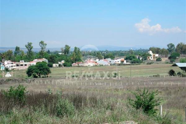 Foto de terreno habitacional en venta en rancho la cañada de la virgen , tequisquiapan centro, tequisquiapan, querétaro, 3096588 No. 13