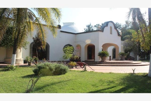 Foto de terreno habitacional en venta en rancho la pitaya , la pirámide, corregidora, querétaro, 12276215 No. 01