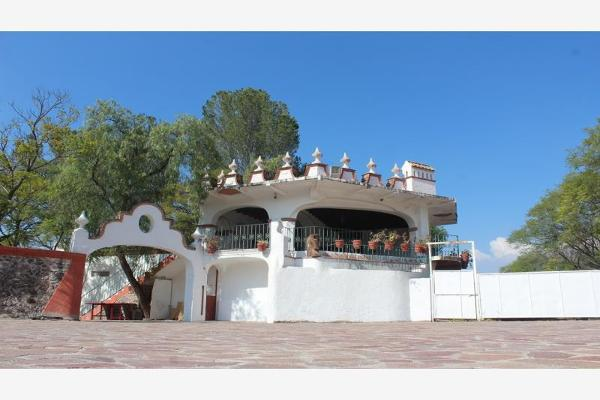 Foto de terreno habitacional en venta en rancho la pitaya , la pirámide, corregidora, querétaro, 12276215 No. 12
