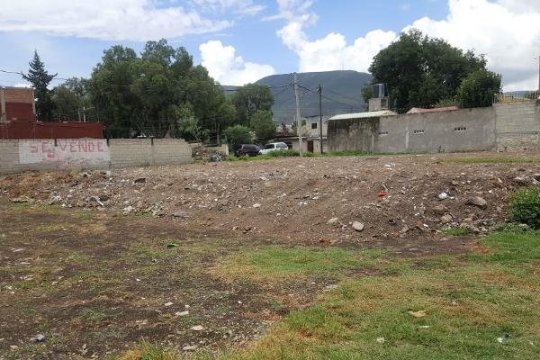 Foto de terreno habitacional en venta en rancho las palmitas s/n , las palmitas, pachuca de soto, hidalgo, 8848937 No. 01