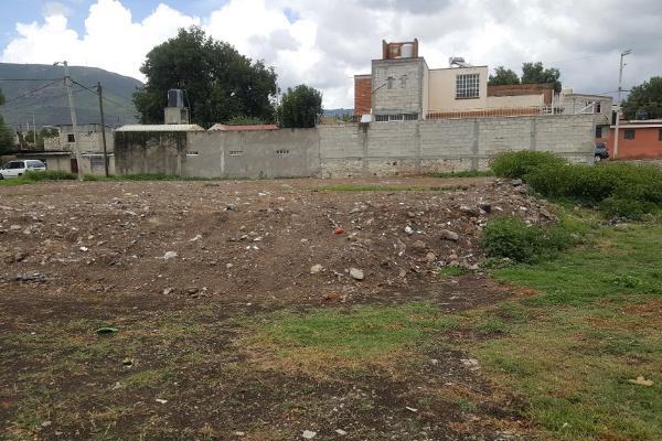 Foto de terreno habitacional en venta en rancho las palmitas s/n , las palmitas, pachuca de soto, hidalgo, 8848937 No. 03