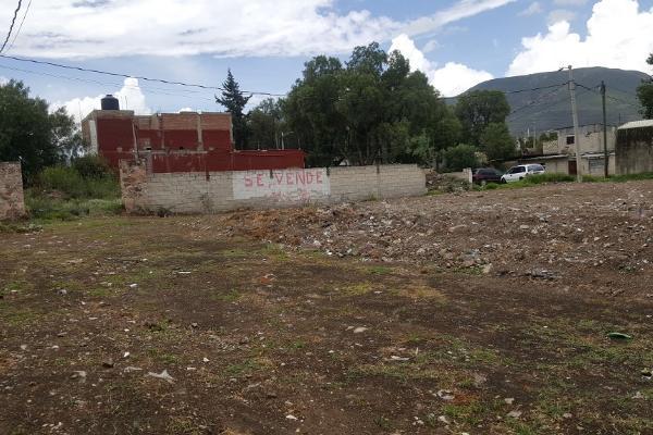 Foto de terreno habitacional en venta en rancho las palmitas s/n , las palmitas, pachuca de soto, hidalgo, 8848937 No. 04