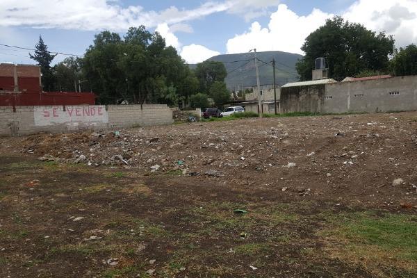 Foto de terreno habitacional en venta en rancho las palmitas s/n , las palmitas, pachuca de soto, hidalgo, 8848937 No. 05