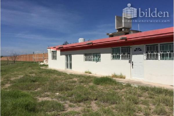Foto de terreno habitacional en venta en  , rancho san carlos, durango, durango, 5782065 No. 01