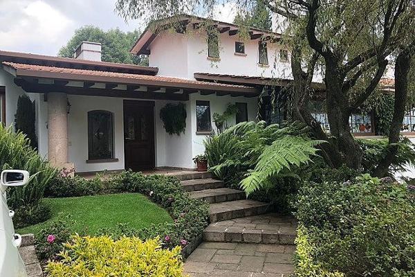 Foto de casa en renta en rancho san francisco , rancho san francisco pueblo san bartolo ameyalco, álvaro obregón, df / cdmx, 8852940 No. 01