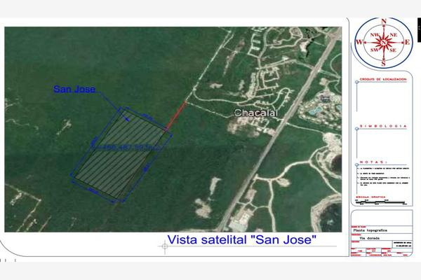 Foto de terreno habitacional en venta en rancho san jose a/n, san juan, tulum, quintana roo, 10031729 No. 02