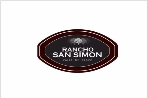 Foto de terreno habitacional en venta en rancho san simón , san simón el alto, valle de bravo, méxico, 5860244 No. 01