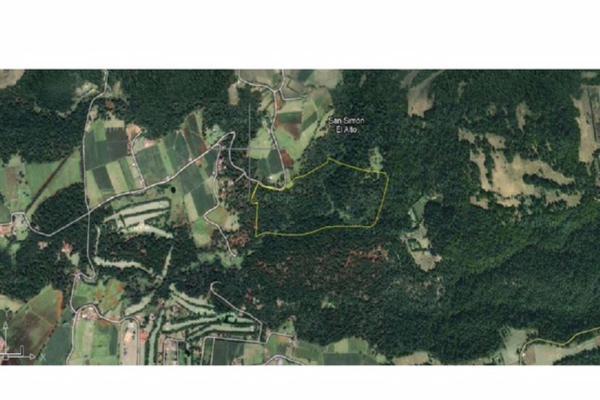 Foto de terreno habitacional en venta en rancho san simón , san simón el alto, valle de bravo, méxico, 5860244 No. 02