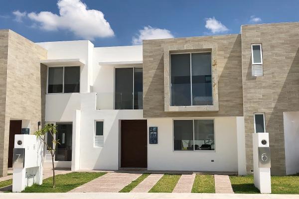 Foto de casa en condominio en venta en rancho santa monica , rancho santa mónica, aguascalientes, aguascalientes, 6153825 No. 01