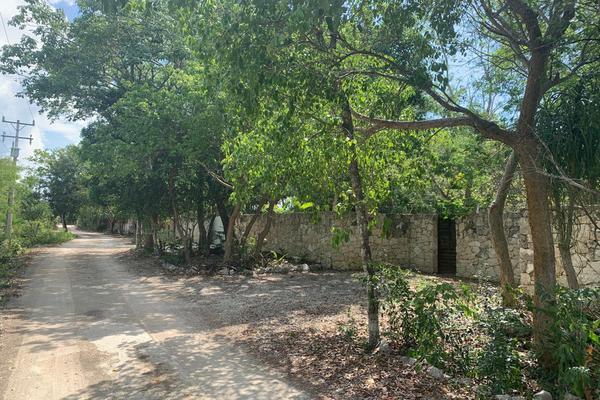Foto de terreno habitacional en venta en rancho santa teresita , akumal, tulum, quintana roo, 8304527 No. 05