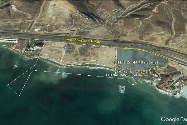 Foto de terreno habitacional en venta en rancho santini , popotla, playas de rosarito, baja california, 3158811 No. 02