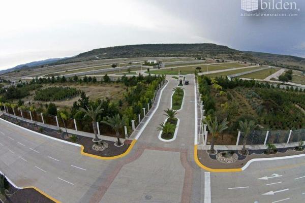 Foto de terreno habitacional en venta en  , rancho tarahumara (las fresas), durango, durango, 9724293 No. 01